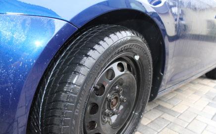 Bridgestone Reifentest Reifen Profil 1