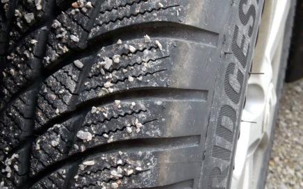 Faires Preis-Leistungs-Verhältnis - Bridgestone Reifentes DriveGuard Winterreifen