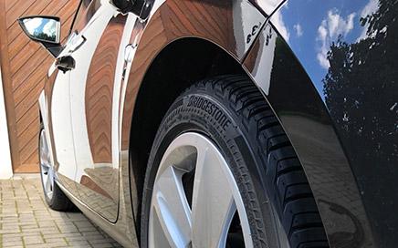 Testberichte, Bremsen, Bridgestone, DriveGuard Winter, Fahrkomfort, Fahrverhalten, Geräuschpegel, Grip, Haftung, Reifentest, Winterreifen