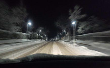 Spaß auf Schnee mit dem DriveGuard - Bridgestone Reifentest